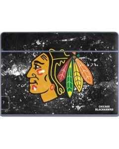Chicago Blackhawks Frozen Galaxy Book Keyboard Folio 12in Skin