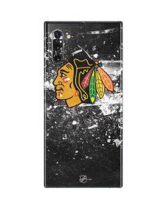 Chicago Blackhawks Frozen Galaxy Note 10 Skin