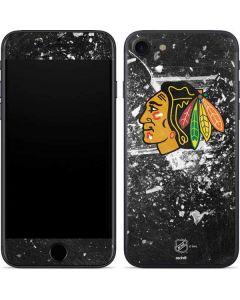 Chicago Blackhawks Frozen iPhone 7 Skin