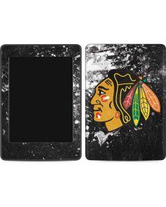 Chicago Blackhawks Frozen Amazon Kindle Skin
