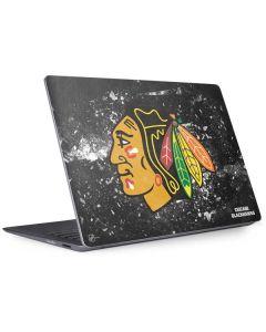 Chicago Blackhawks Frozen Surface Laptop 2 Skin