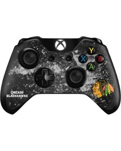 Chicago Blackhawks Frozen Xbox One Controller Skin