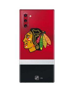 Chicago Blackhawks Jersey Galaxy Note 10 Skin