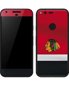 Chicago Blackhawks Jersey Google Pixel Skin