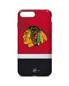 Chicago Blackhawks Jersey iPhone 8 Plus Pro Case
