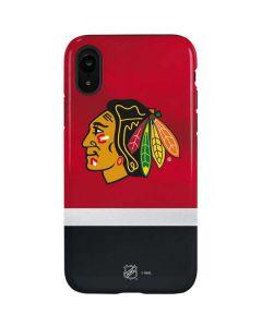 Chicago Blackhawks Jersey iPhone XR Pro Case