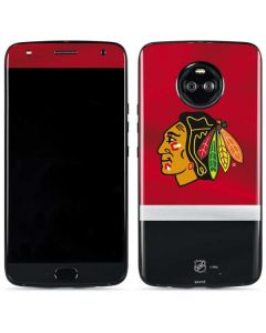 Chicago Blackhawks Jersey Moto X4 Skin