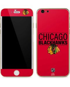 Chicago Blackhawks Lineup iPhone 6/6s Skin