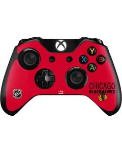 Chicago Blackhawks Lineup Xbox One Controller Skin