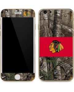 Chicago Blackhawks Realtree Xtra Camo iPhone 6/6s Skin