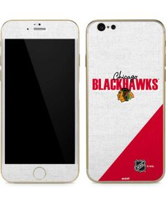 Chicago Blackhawks Script iPhone 6/6s Skin