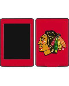 Chicago Blackhawks Solid Background Amazon Kindle Skin