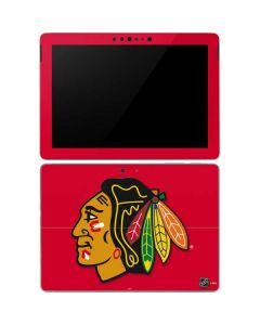 Chicago Blackhawks Solid Background Surface Go Skin