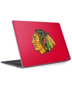 Chicago Blackhawks Solid Background Surface Laptop 2 Skin