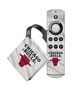 Chicago Bulls Away Jersey Amazon Fire TV Skin