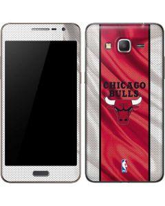 Chicago Bulls Away Jersey Galaxy Grand Prime Skin
