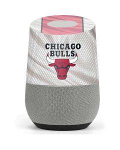 Chicago Bulls Away Jersey Google Home Skin