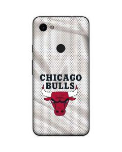 Chicago Bulls Away Jersey Google Pixel 3a Skin