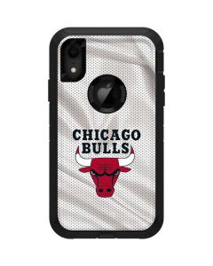Chicago Bulls Away Jersey Otterbox Defender iPhone Skin