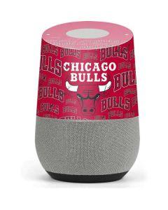 Chicago Bulls Blast Google Home Skin
