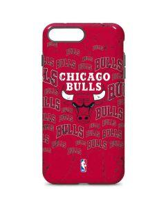 Chicago Bulls Blast iPhone 8 Plus Pro Case