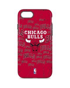 Chicago Bulls Blast iPhone 8 Pro Case