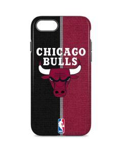 Chicago Bulls Canvas iPhone 8 Pro Case
