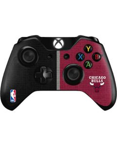 Chicago Bulls Canvas Xbox One Controller Skin