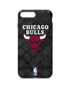 Chicago Bulls Dark Rust iPhone 8 Plus Pro Case