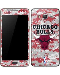 Chicago Bulls Digi Camo Galaxy Grand Prime Skin