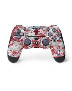 Chicago Bulls Digi Camo PS4 Pro/Slim Controller Skin