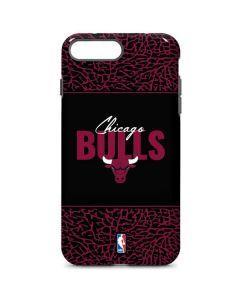 Chicago Bulls Elephant Print iPhone 7 Plus Pro Case
