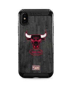 Chicago Bulls Hardwood Classics iPhone XS Cargo Case