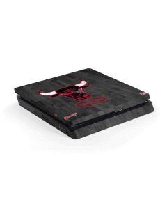 Chicago Bulls Hardwood Classics PS4 Slim Skin