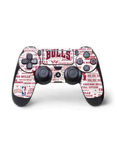 Chicago Bulls Historic Blast PS4 Pro/Slim Controller Skin