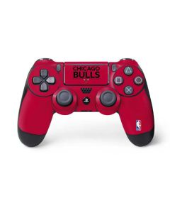 Chicago Bulls Standard - Red PS4 Pro/Slim Controller Skin