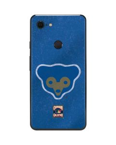 Chicago Cubs - Cooperstown Distressed Google Pixel 3 XL Skin