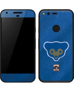 Chicago Cubs - Cooperstown Distressed Google Pixel Skin