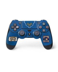 Chicago Cubs - Cooperstown Distressed PS4 Controller Skin
