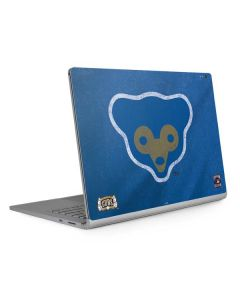 Chicago Cubs - Cooperstown Distressed Surface Book 2 13.5in Skin