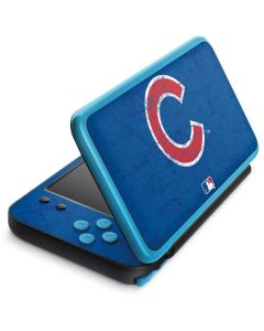 Chicago Cubs - Solid Distressed 2DS XL (2017) Skin