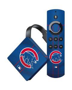 Chicago Cubs Alternate/Away Jersey Amazon Fire TV Skin