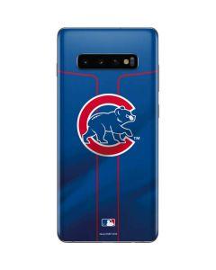 Chicago Cubs Alternate/Away Jersey Galaxy S10 Plus Skin