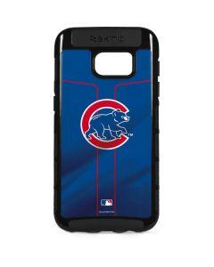 Chicago Cubs Alternate/Away Jersey Galaxy S7 Edge Cargo Case