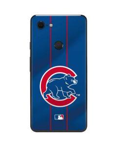 Chicago Cubs Alternate/Away Jersey Google Pixel 3 XL Skin