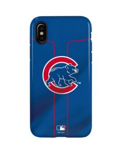 Chicago Cubs Alternate/Away Jersey iPhone XS Max Pro Case
