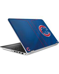 Chicago Cubs Alternate/Away Jersey HP Pavilion Skin