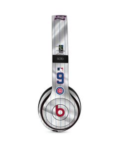 Chicago Cubs Baez #9 Beats Solo 3 Wireless Skin