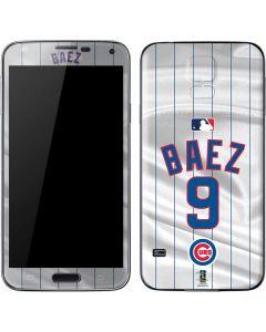 Chicago Cubs Baez #9 Galaxy S5 Skin