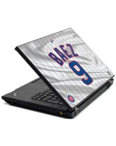 Chicago Cubs Baez #9 Lenovo T420 Skin